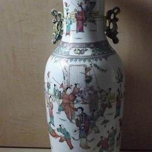 麒麟送子大花瓶