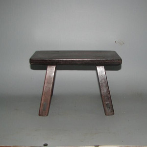 红酸枝文房小凳几