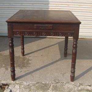 民国红酸枝方桌