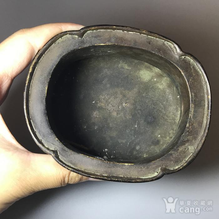 回流精品 清供 铜香炉图4