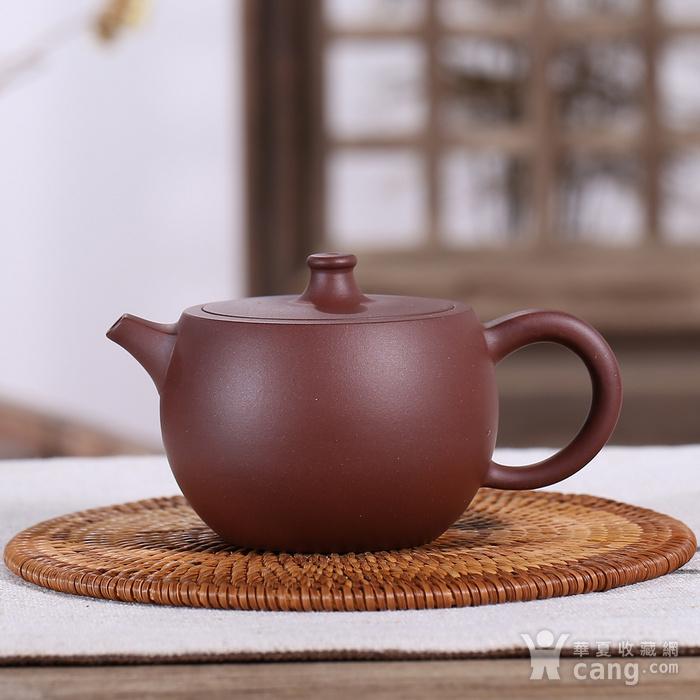 肖霞 原矿紫泥 杯壶图3