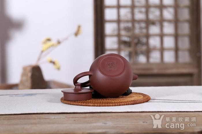 肖霞 原矿紫泥 杯壶图10
