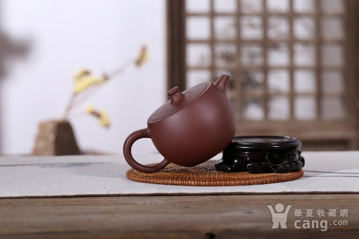 肖霞 原矿紫泥 杯壶图9