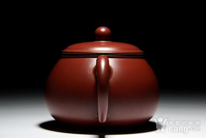 徐萍 原矿大红袍  猪鼻壶图6