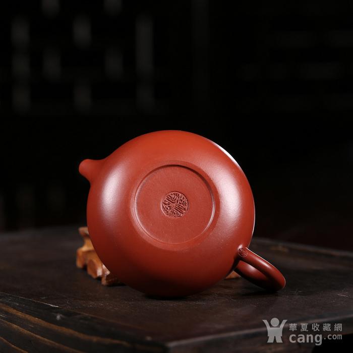 卢伟萍 原矿朱泥大红袍  容天图9