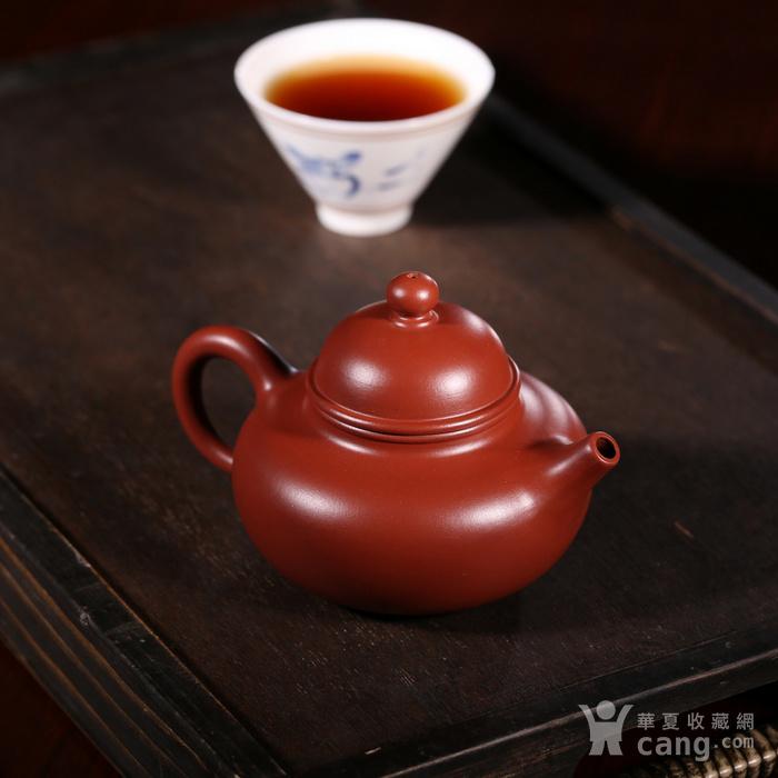 卢伟萍 原矿朱泥大红袍  容天图8
