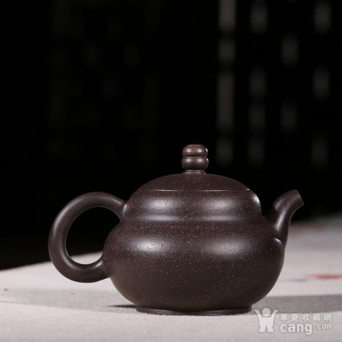 卢伟萍 原矿黑朱泥  葫芦图2