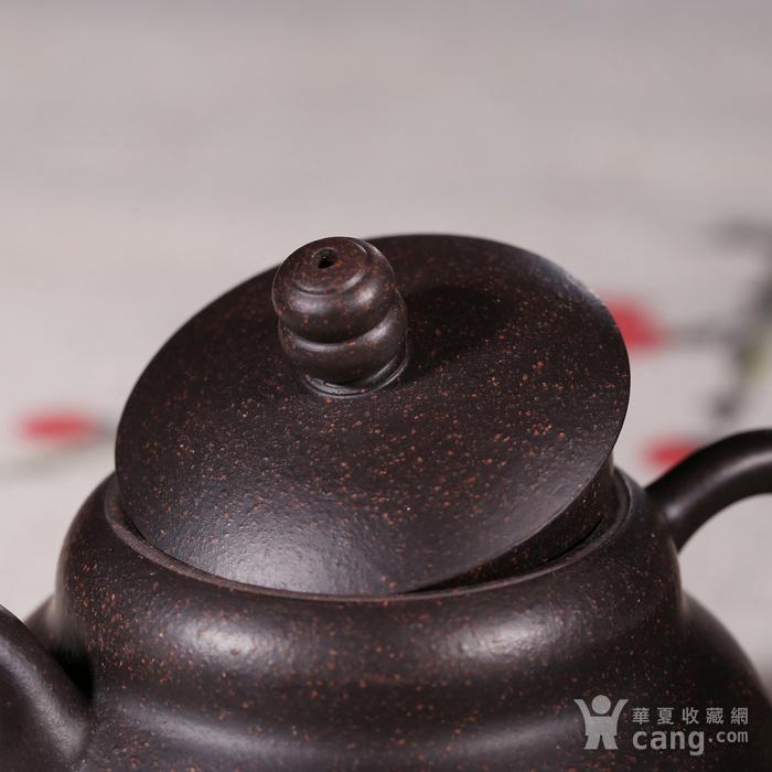 卢伟萍 原矿黑朱泥  葫芦图6