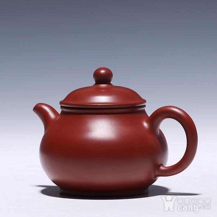 卢伟萍 原矿朱泥大红袍 潘壶图4
