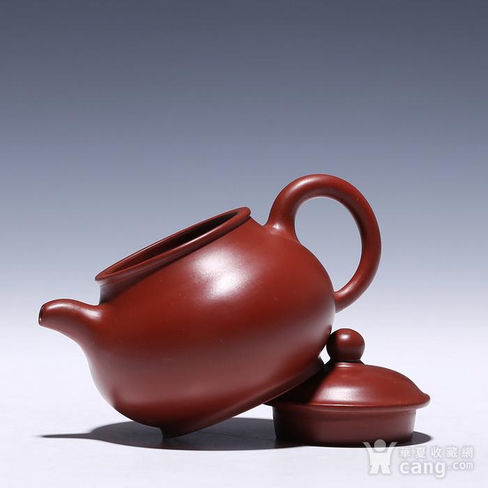 卢伟萍 原矿朱泥大红袍 潘壶图6