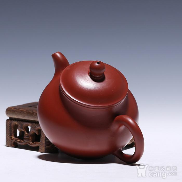 卢伟萍 原矿朱泥大红袍 潘壶图7