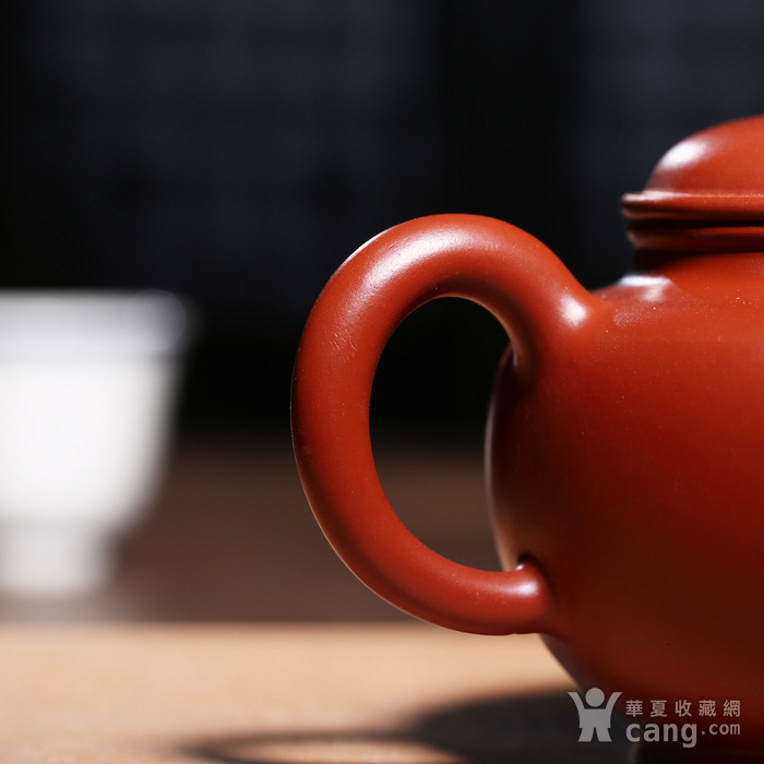 范泽洪 原矿朱泥大红袍 神灯图4