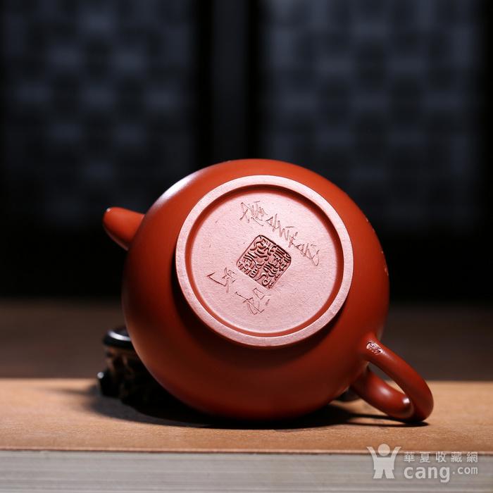 范泽洪 原矿朱泥大红袍 神灯图10