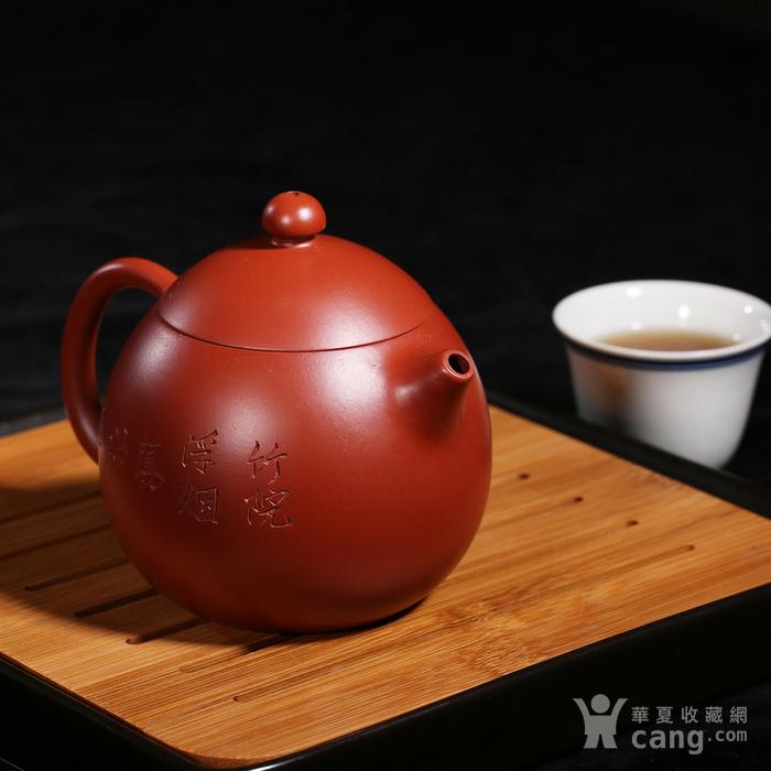 范泽洪 原矿朱泥大红袍 龙蛋图8