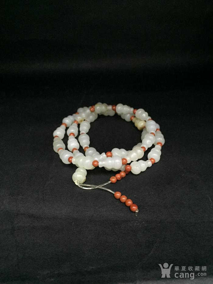 一串葫芦形籽料项链图3