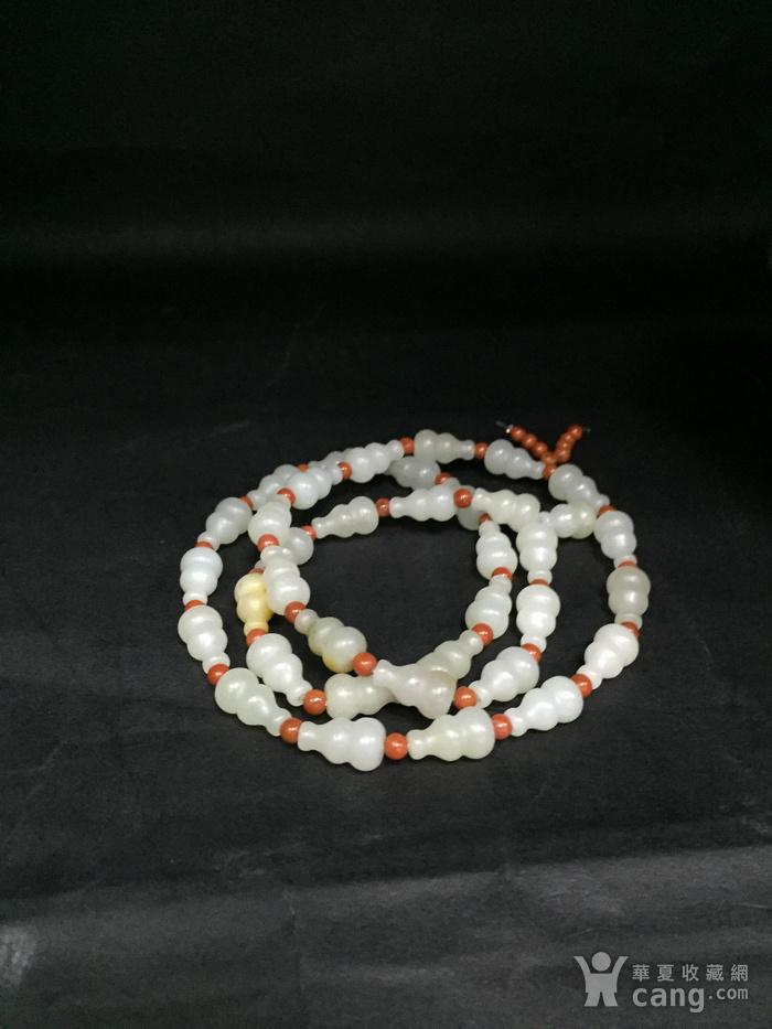 一串葫芦形籽料项链图6