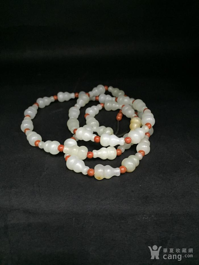 一串葫芦形籽料项链图11