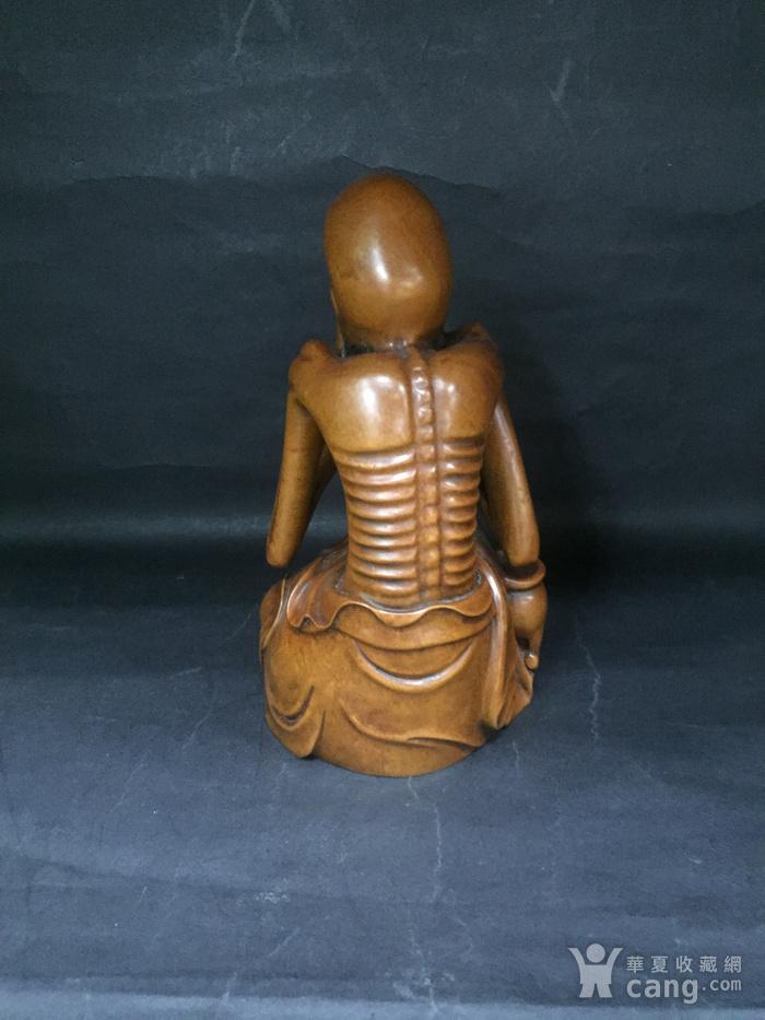 黄杨木瘦骨罗汉图2