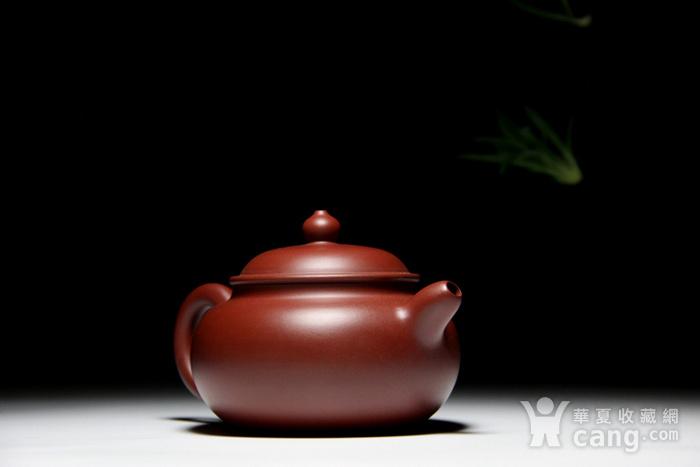 肖霞 原矿朱泥大红袍泥 扁孆图3