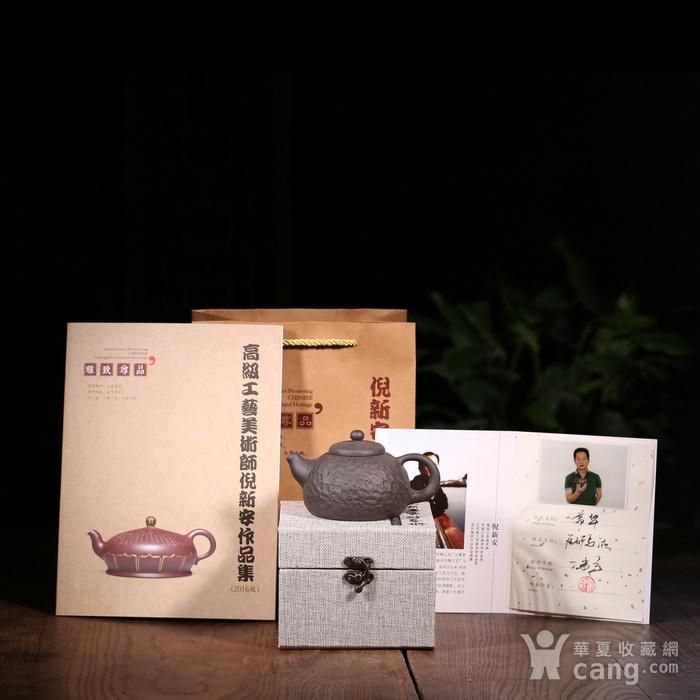 倪新安 原矿乌泥  幕华图9