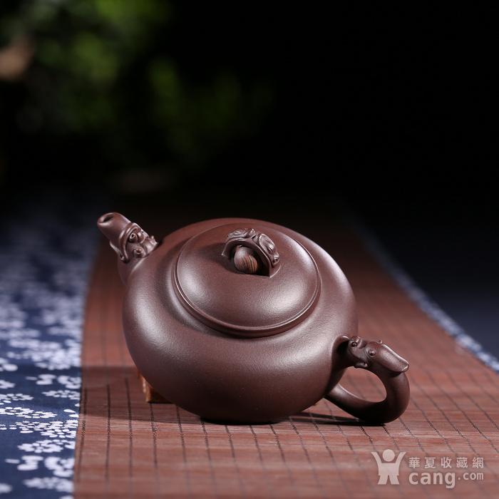 刘少明 原矿紫泥 龙珠图8