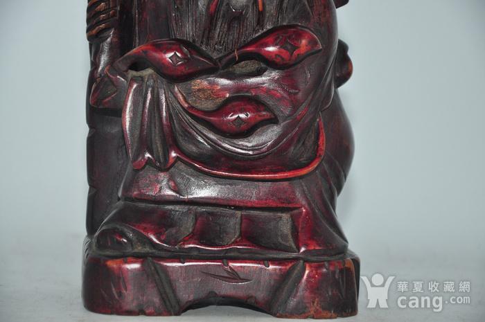 木雕寿星老图6