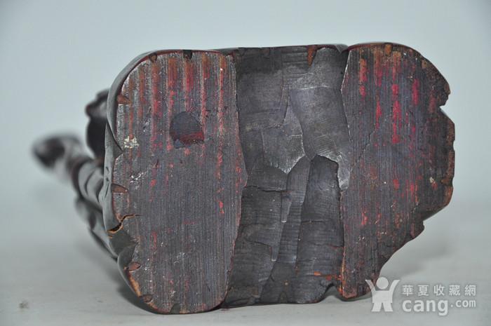 木雕寿星老图12