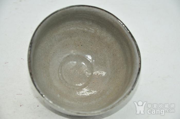 日本茶道瓷碗两个图9