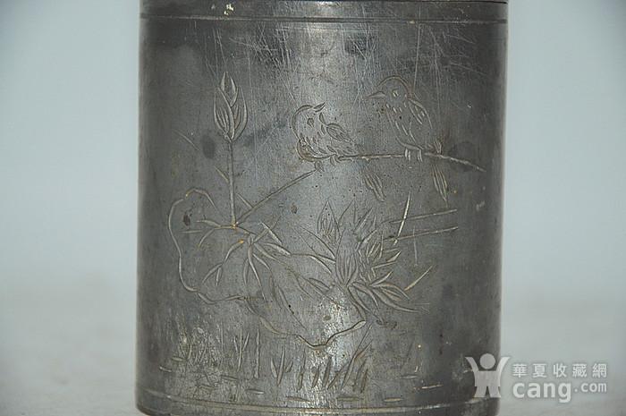 锡器茶叶罐图5