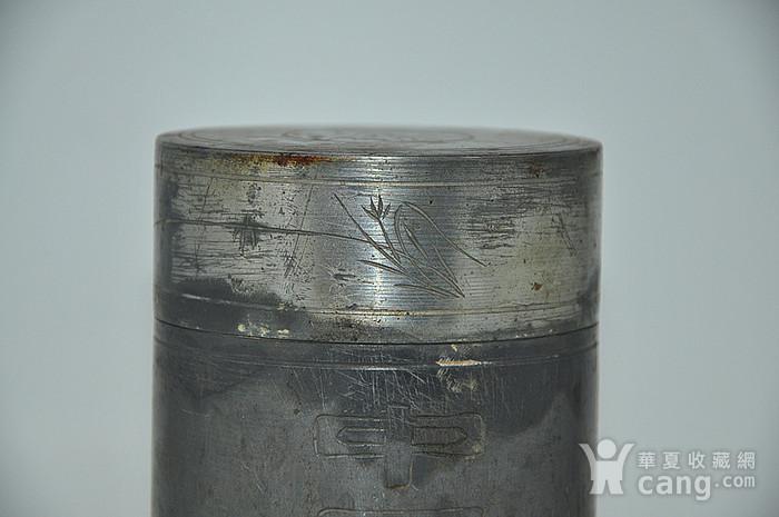 锡器茶叶罐图4