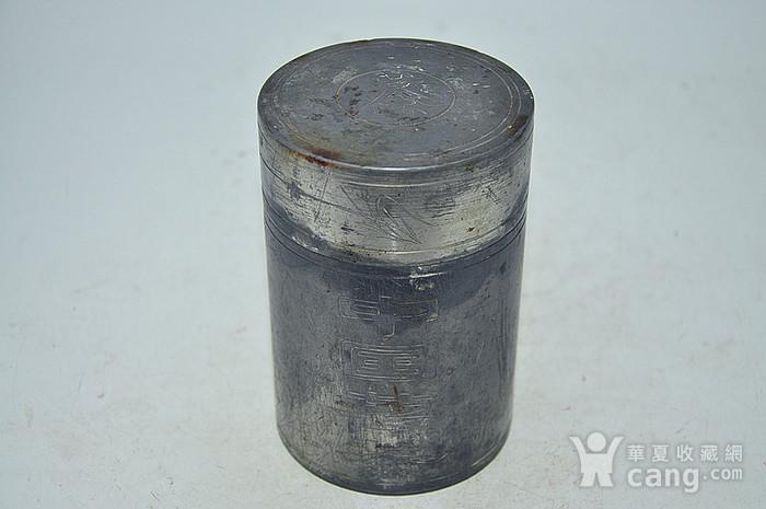 锡器茶叶罐图7