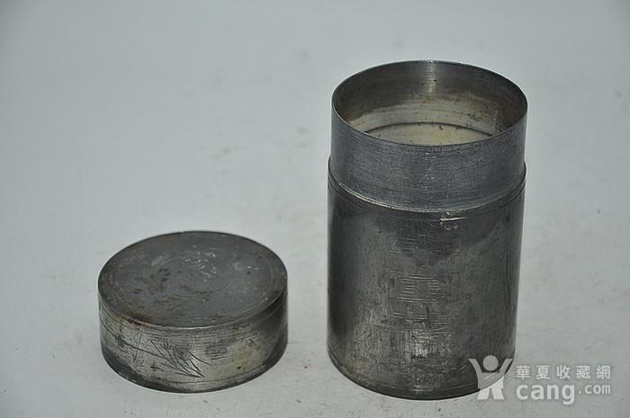 锡器茶叶罐图8
