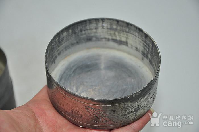 锡器茶叶罐图12