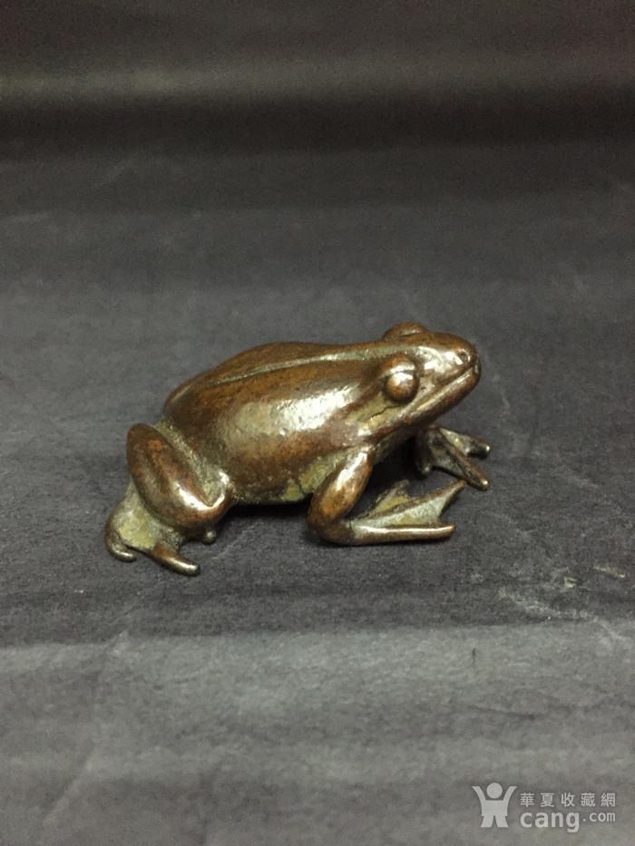 铜青蛙图1