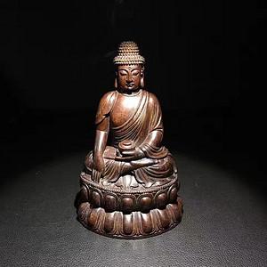 回流,釋迦牟尼佛像