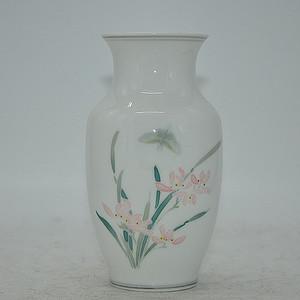 80 90年代醴陵群力制造粉彩花瓶
