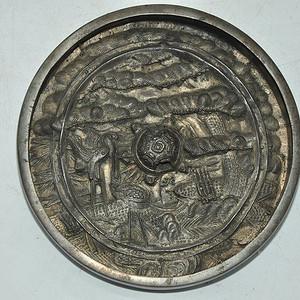 150年以上日本铜镜