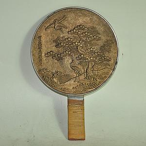 百年前日本铜镜