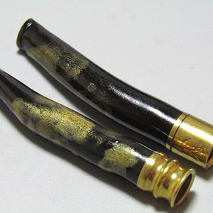 深海海柳带过滤 烟嘴两个