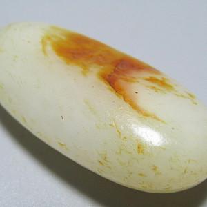 和田原皮籽料 原石 玉质极其熟润