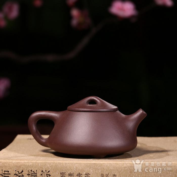 民间陶艺家紫泥石瓢图2