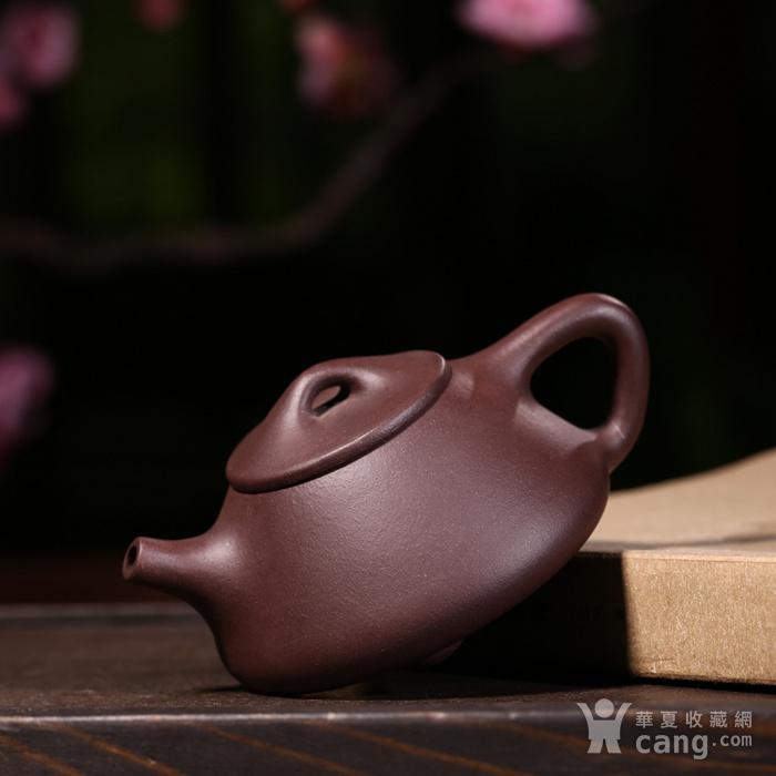 民间陶艺家紫泥石瓢图6