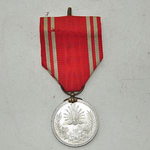 明治二十一年日本红十字社纪念章