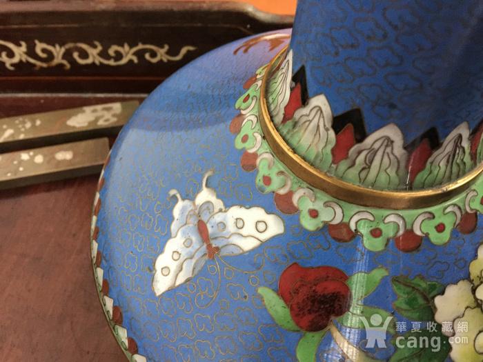 景泰蓝花瓶图7