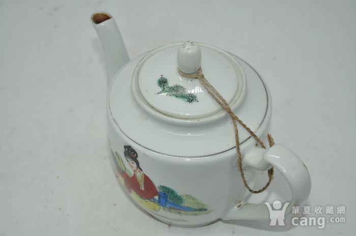 80年代景德镇老茶壶图7