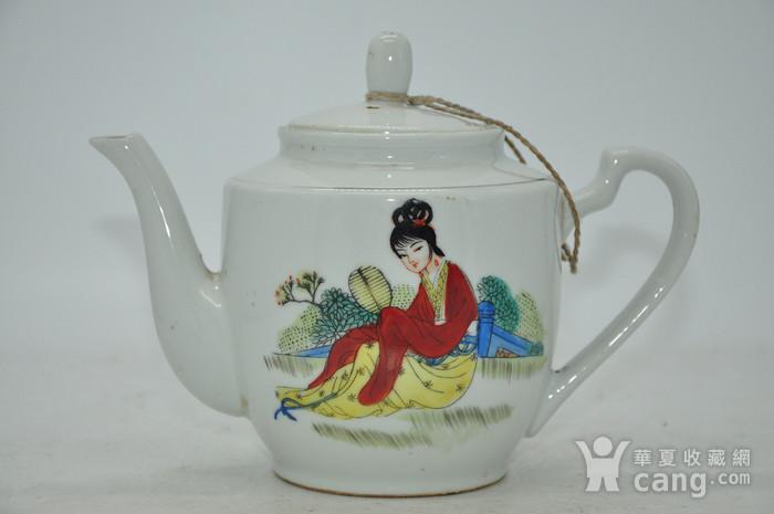80年代景德镇老茶壶图4
