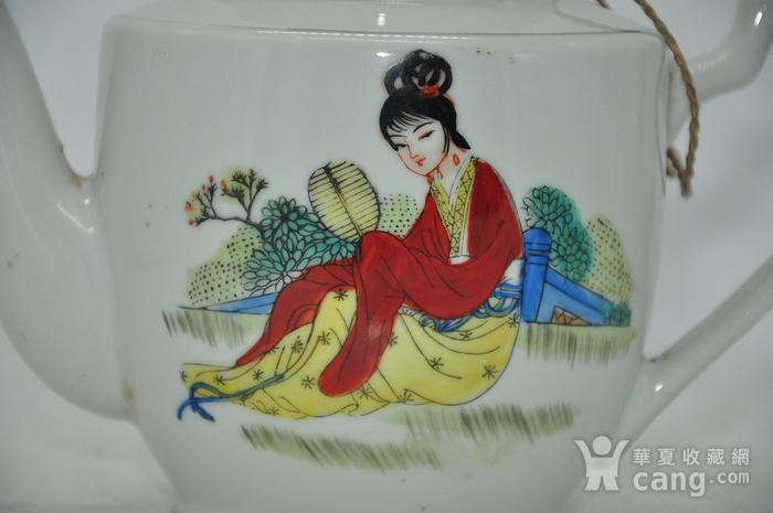 80年代景德镇老茶壶图3