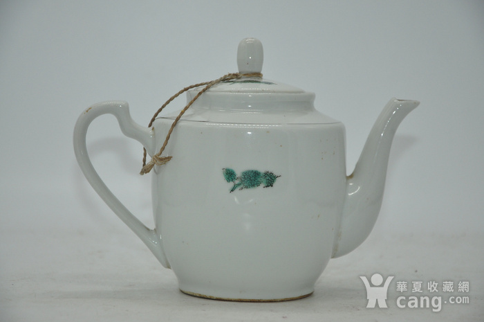 80年代景德镇老茶壶图2
