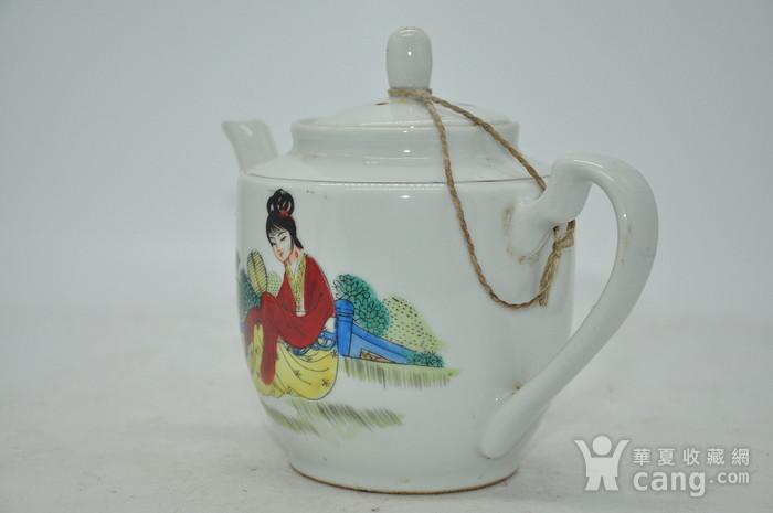 80年代景德镇老茶壶图6