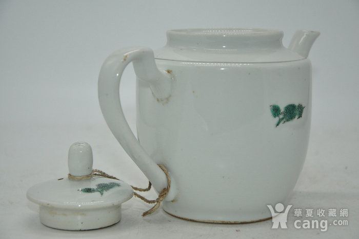 80年代景德镇老茶壶图8